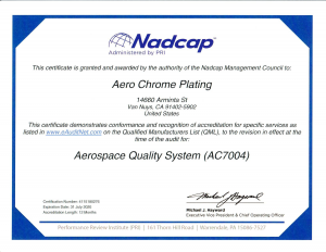 Aerospace Quality System (AC7004)